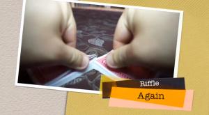 Riffle Cards