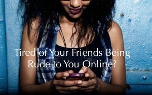 Online Rude