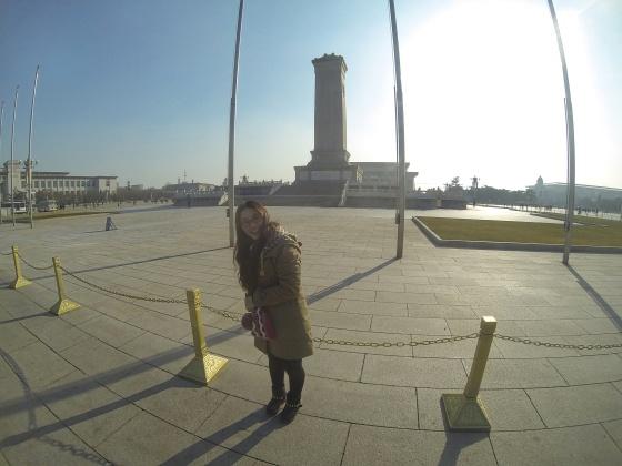 Xiu Xiu Tiananmen Square